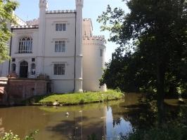 Burg in Kornik