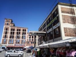 Gelände Polenmarkt Hohenwutzen
