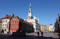 Marktplatz in der Altstadt von Poznan (Posen)