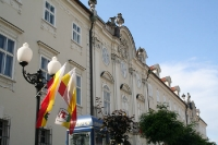 Zentrum von Cieplice (Jelenia Gora)