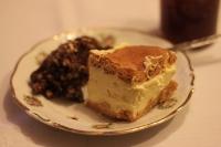 Karpaten-Kuchen zum Heiligabend