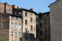 Poznan, Stadt der Gegensätze, Fassaden
