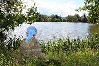 Kleiner See bei Cieplice Slaskie-Zdrój (Warmbrunn)