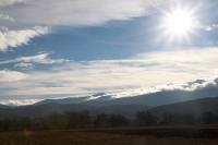 Landschaft bei Cieplice, Jelenia Gora