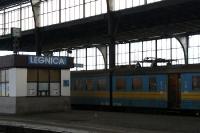 Bahnhof von Legnica