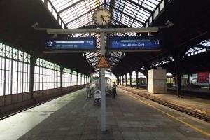Mit dem Zug von Jelenia Góra nach Görlitz