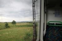 Mit der Eisenbahn nach Dolny Slask (Niederschlesien), Polen