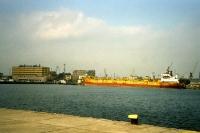 Hafen von Gdynia / Polen