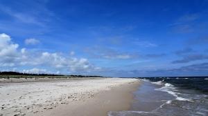 Ostseeküste bei Czołpino