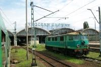 Bahnhof von Wroclaw / Breslau