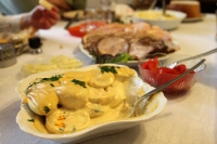 Polnische Spezialitäten zu Ostern in Niederschlesien
