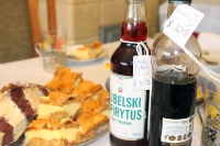 Polnischer Schnaps zum polnischen Essen ist ein Muss