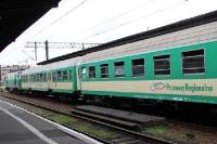 Regio-Zug der Przewozy Regionalne von Jelenia Góra nach Gniezno