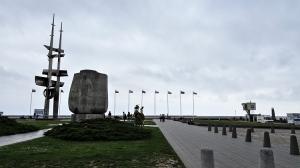 Seefahrerdenkmal in Gdynia