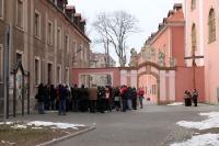 Segnung der Körbchen am Samstag vor Ostern in Polen