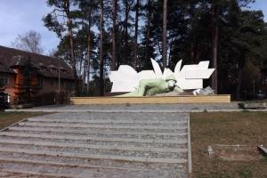 Soldatendenkmal in Kęszyca Lesna