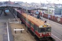 Bahnhof von Stettin