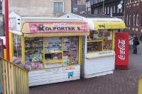 Kiosk in Stettin