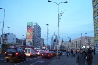 Stettin am Abend