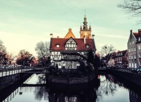 Unterwegs in Gdansk