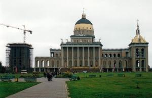 Warschau im Jahr 2000