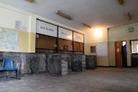 Wartehalle im Busbahnhof von Zgorzelec