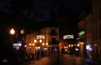 Weihnachten im niederschlesischen Cieplice