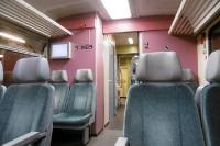 Bahnfahren in den 1990ern