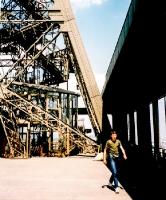 Durch Frankreich trampen ... 1991