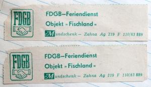 FDGB-Feriendienst der DDR