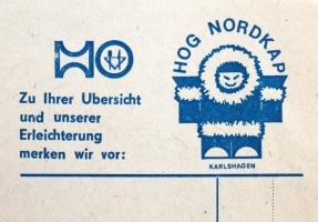 HOPG Nordkap Karlshagen