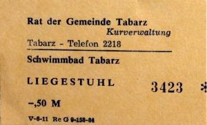 Schwimmbad Tabarz