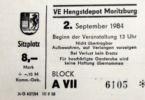 VE Hengstdepot Moritzburg