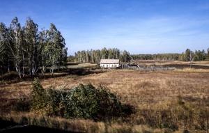Landschaft in Sibirien