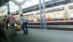 Mit dem Zug in Russland unterwegs