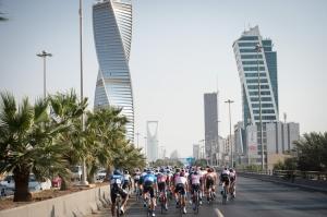 Cycling / Radsport / 1. Saudi Tour - 5 .Etappe / 08.02.2020
