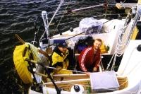 Time for Sydney & First Cash im Hafen von Kiel