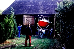 Segelprojekt Berlin-Sydney 2000