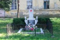 Denkmal im serbischen Bezdan
