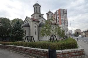 Kirche in Niš