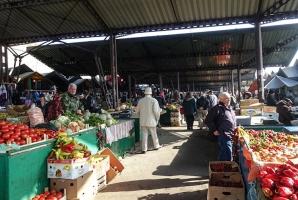 Markt in Niš
