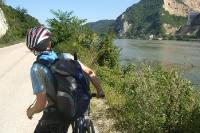 Radfahren in Serbien auf dem Iron Curtain Trail