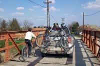 Mit dem Auto unterwegs in Serbien
