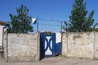 Sportplatz in der serbischen Provinz / Vojvodina