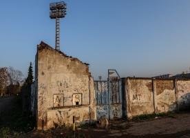 Stadion Čair in Niš
