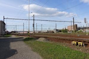 Bahnhof in Košice