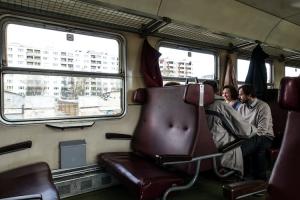 Unterwegs mit der Eisenbahn