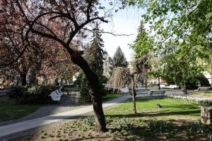 Park in Košice