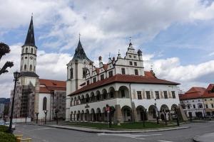 Levoča in der Slowakei