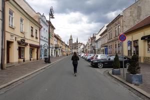 unterwegs in Košice